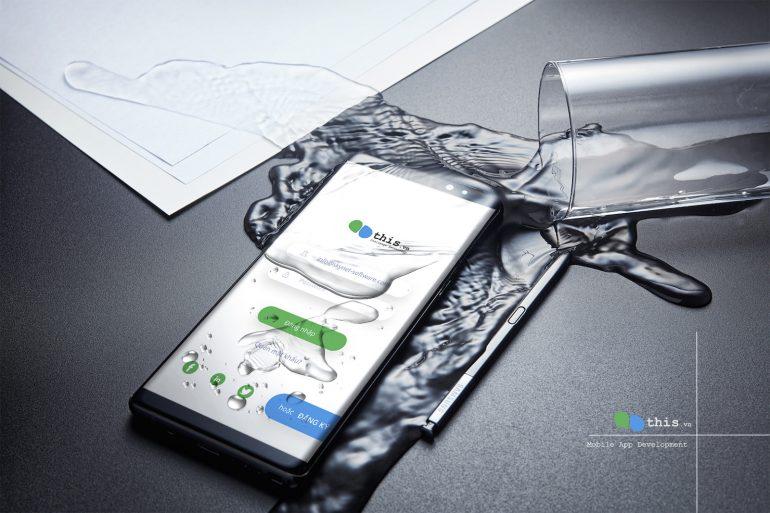 Công ty Viết Mobile App doanh nghiệp chuyên nghiệp
