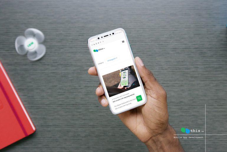 Công ty thiết kế ứng dụng di động chuyên nghiệp tại Hà Nội