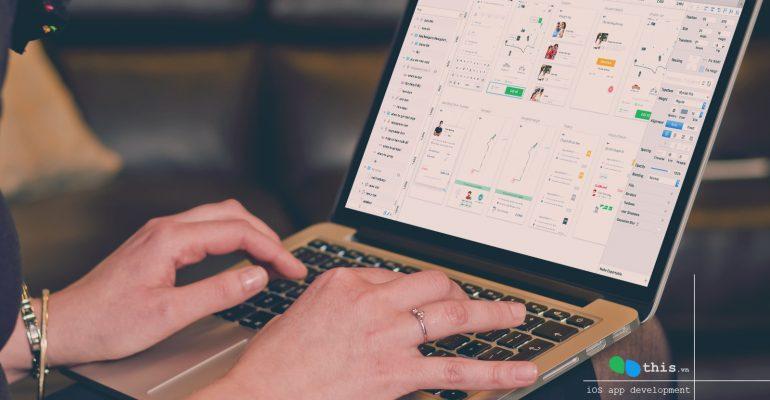 Thiết kế ứng dụng di động đặt lịch dịch vụ Spa