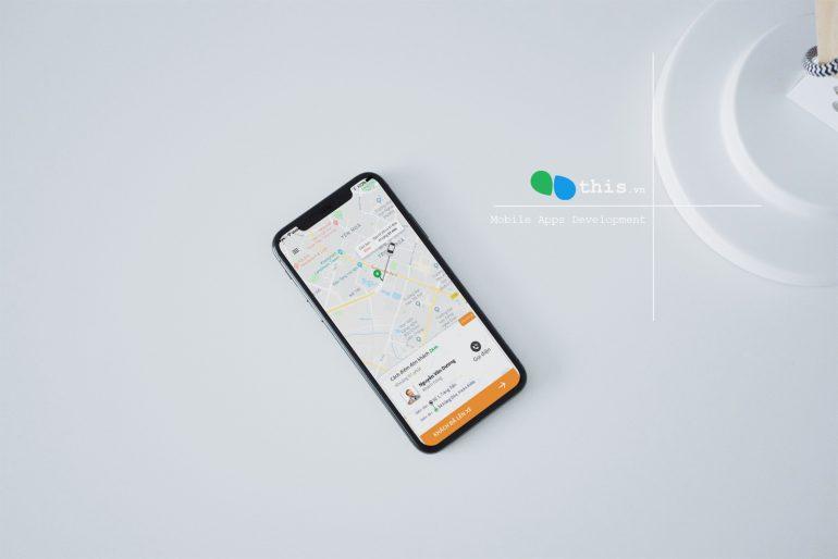 Thiết kế ứng dụng mobile thương hiệu – Skynet software