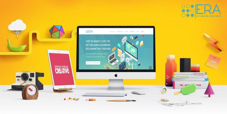 Dự đoán 5 xu hướng thiết kế web sẽ xuất hiện trong năm 2017