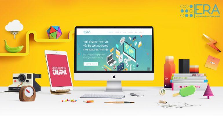 Dịch vụ thiết kế website uy tín tại Hà Nội