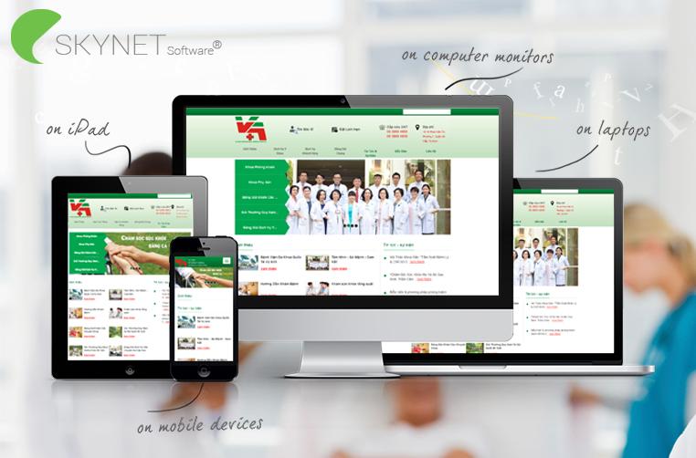 Thiết kế ứng dụng di động trong ngành công nghiệp dược phẩm